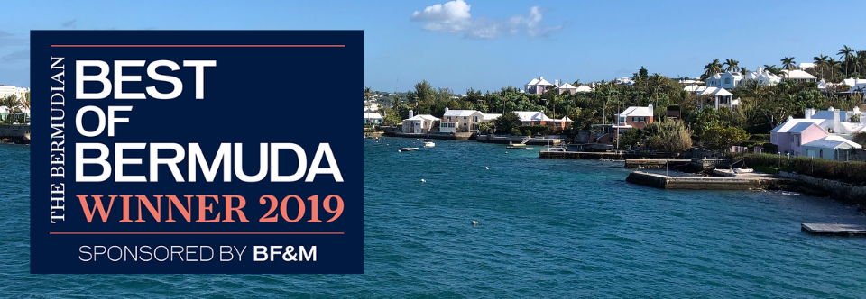 Best of Bermuda Winner 2019!